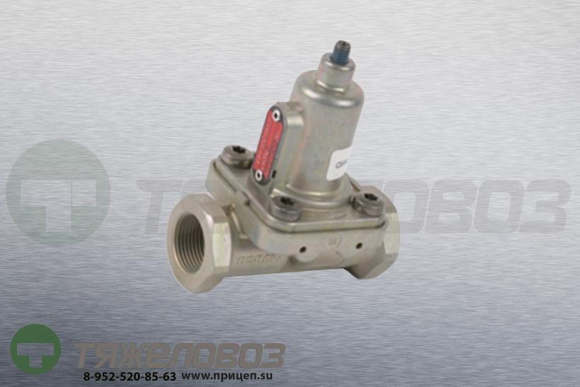 Перепускной клапан 6 бар,без обратного потока MB, BPW, Iveco, Volvo 4341001250