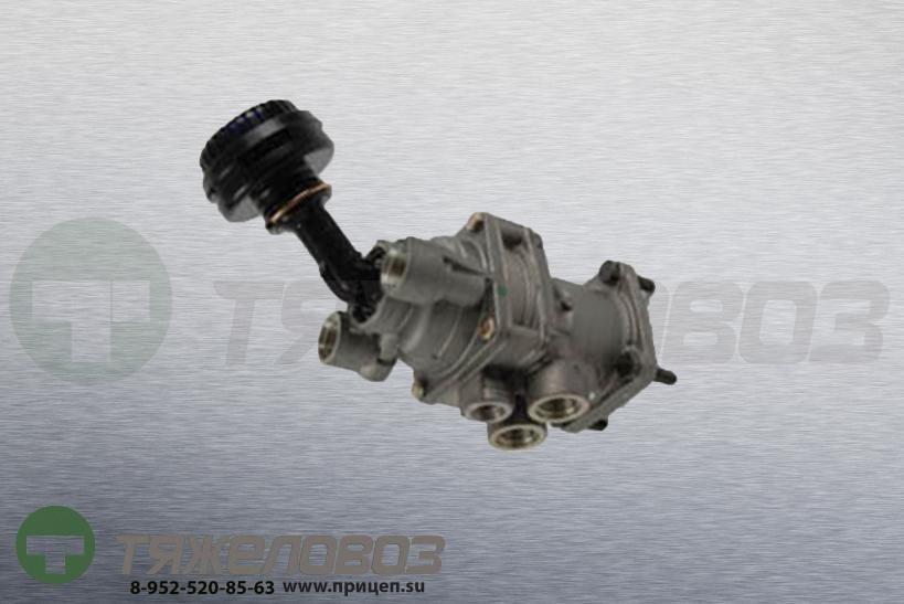 Кран тормозной с редукционным клапаном и глушителем MB Axor 4613192730