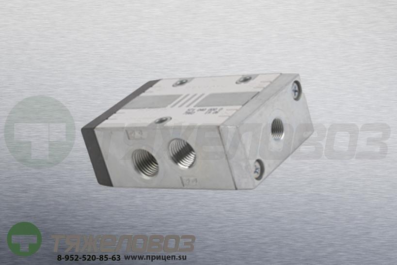 Клапан магистральный 3-ходовой, 2-позиционный MB, Iveco, BPW, DAF, Scania, Volvo 5710400000