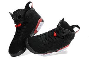 Баскетбольные кроссовки Nike Air Jordan 6 Retro в наличии размер 36-37, 43-44, фото 2