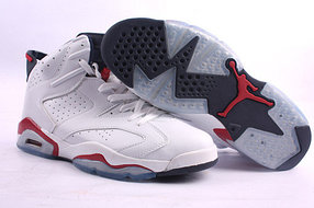 Баскетбольные кроссовки Nike Air Jordan 6 Retro