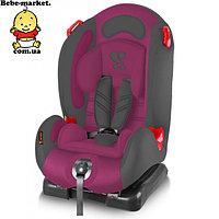 Автокресло Bertoni F2+SPS 9-25 кг Фиолетово-серый / Violet&Gray 1354