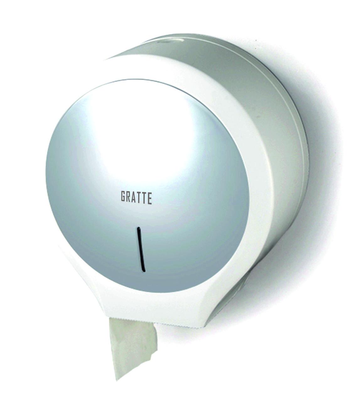 Диспенсер для туалетной бумаги GRATTE T-200 (Ch)
