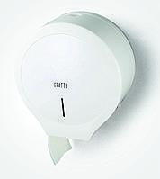 Диспенсер для туалетной бумаги GRATTE T-200 (W)