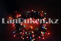 Светодиодная новогодняя гирлянда Rice Light 5 метров ( желтый, красный, зеленый, синий)., фото 1