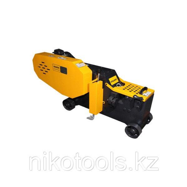Станок для резки арматуры STALKER до 50 мм GQ50