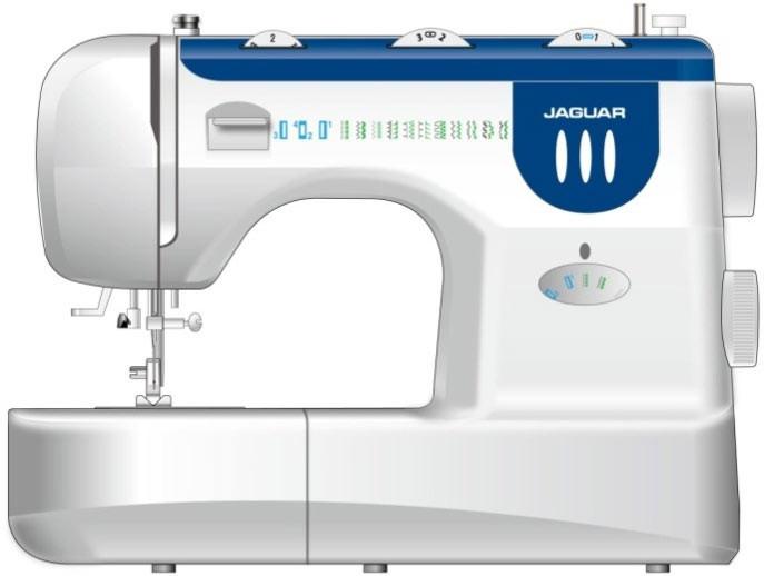 Швейная машина JAGUAR RX-390