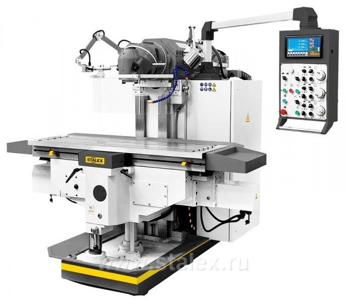 Широкоуниверсальный фрезерный станок STALEX MUF1600 Servo