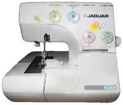 Оверлок JAGUAR 880D.