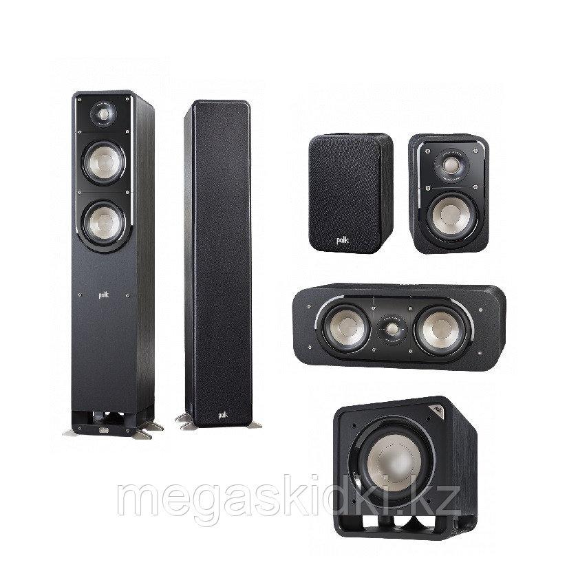 Комплект для домашнего кинотеатра 5.1 на акустике Polk Audio SIGNATURE вариант 1