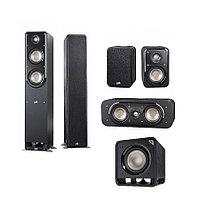 Комплект для домашнего кинотеатра 5.1 на акустике Polk Audio SIGNATURE вариант 1, фото 1