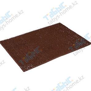 Коврик щетинистый Стандарт 90 см (шоколадный цвет), фото 2