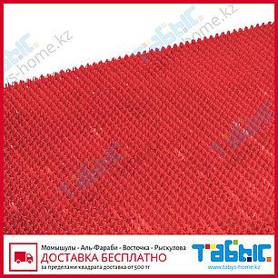 Коврик щетинистый Стандарт 90 см (красный цвет), фото 2