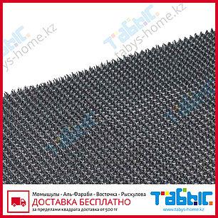 Коврик щетинистый Стандарт 90 см (серый цвет), фото 2