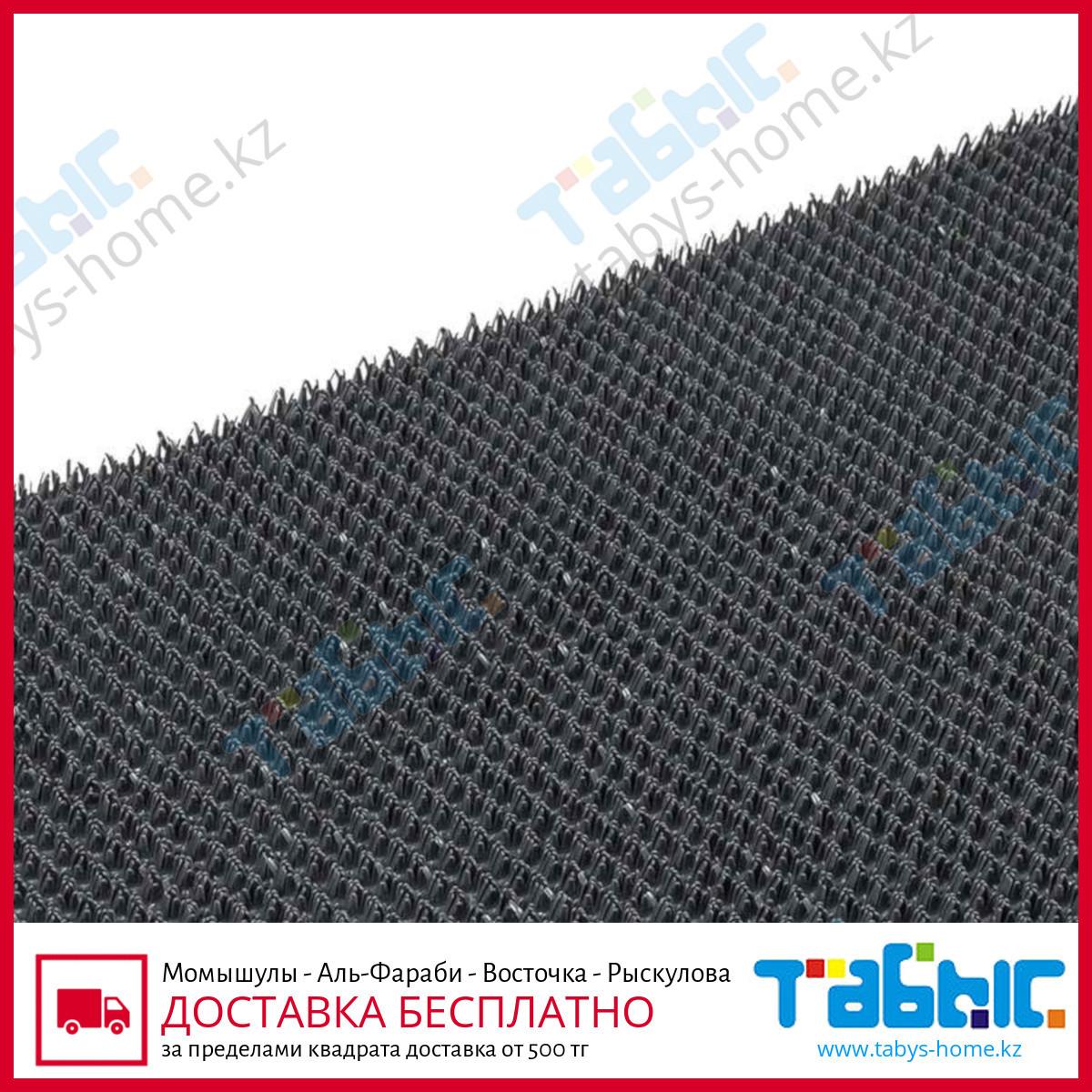 Коврик щетинистый Стандарт 90 см (темно-серый цвет)