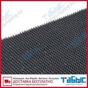 Коврик щетинистый Стандарт 90 см (темно-серый цвет), фото 2