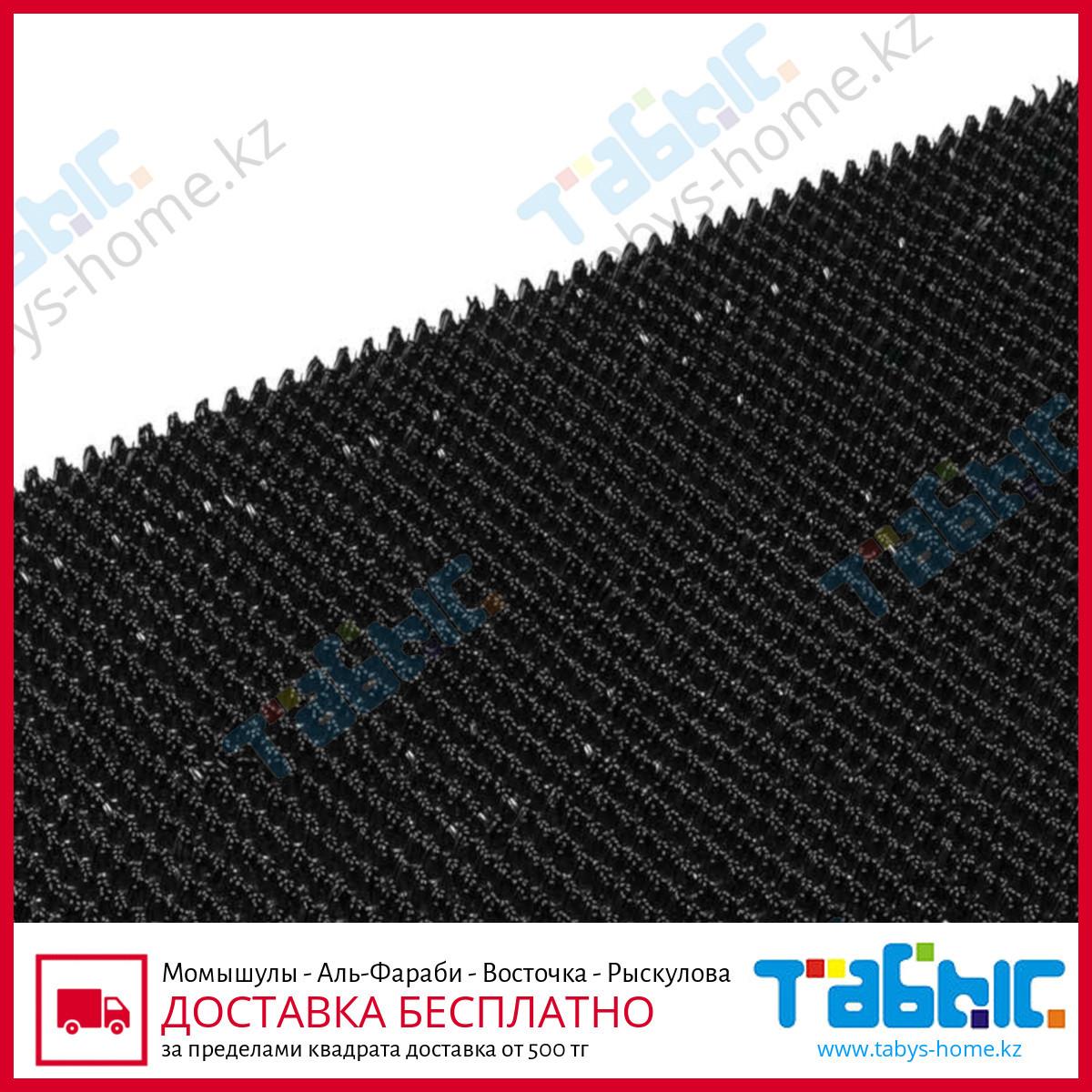 Коврик щетинистый Стандарт 90 см (черный цвет)