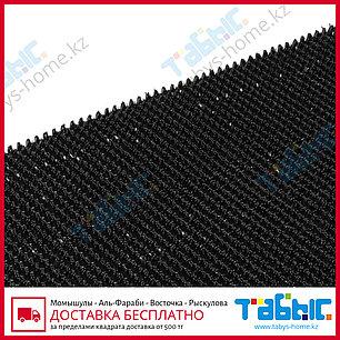 Коврик щетинистый Стандарт 90 см (черный цвет), фото 2