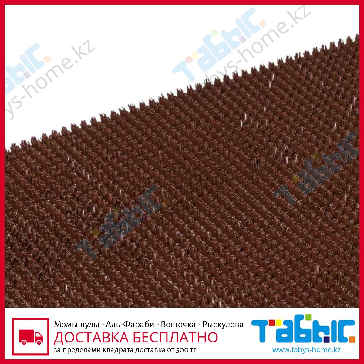Коврик щетинистый Стандарт 90х1500 см (шоколадный цвет)