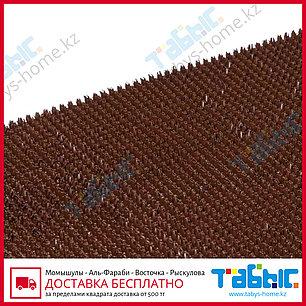 Коврик щетинистый Стандарт 90х1500 см (шоколадный цвет), фото 2