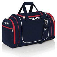 Спортивная сумка Macron CONNECTION Синий/Красный, Medium
