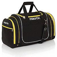 Спортивная сумка Macron CONNECTION Черный/Желтый, Medium