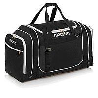 Спортивная сумка Macron CONNECTION Черный/Белый, Medium