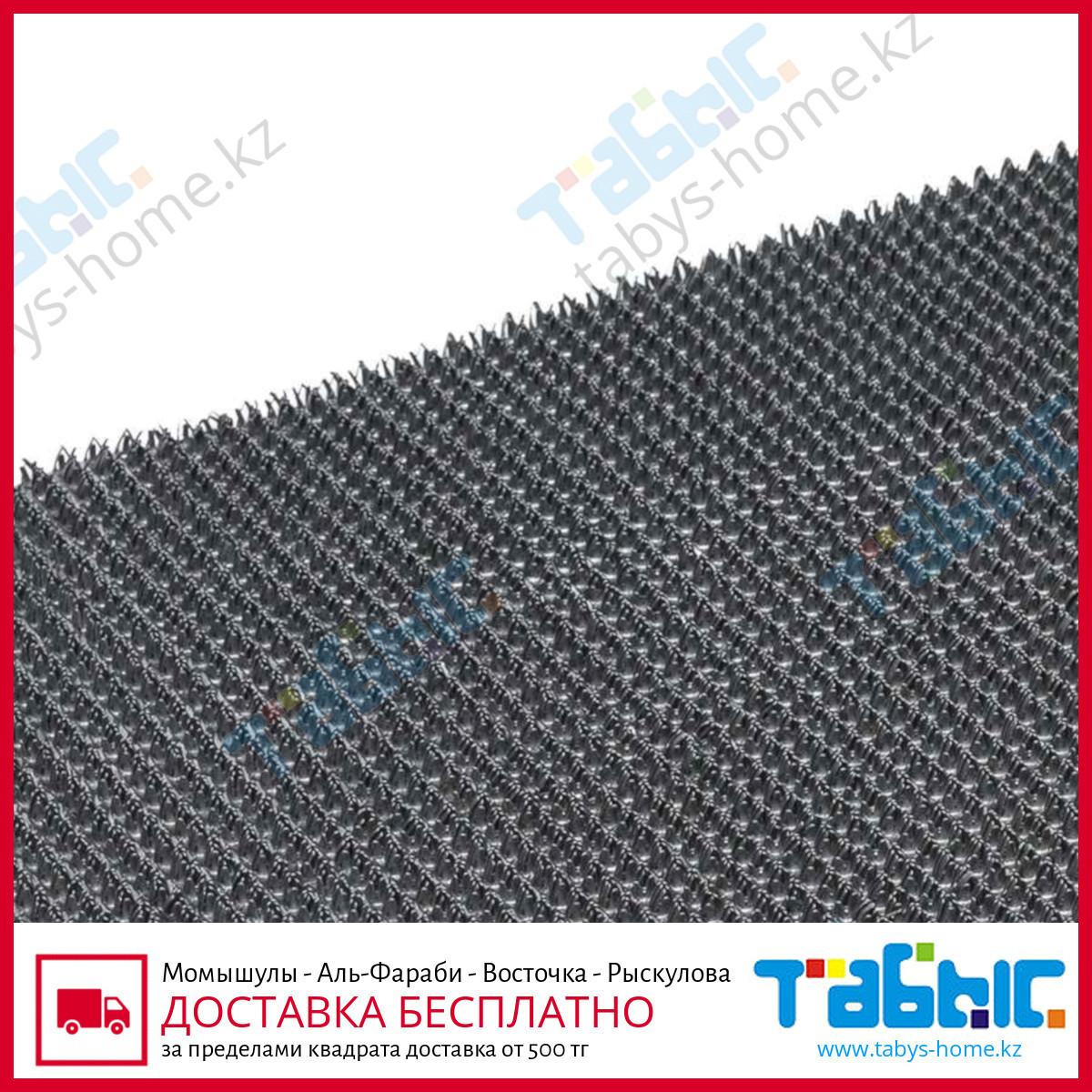 Коврик щетинистый Стандарт 90х1500 см (серый цвет)