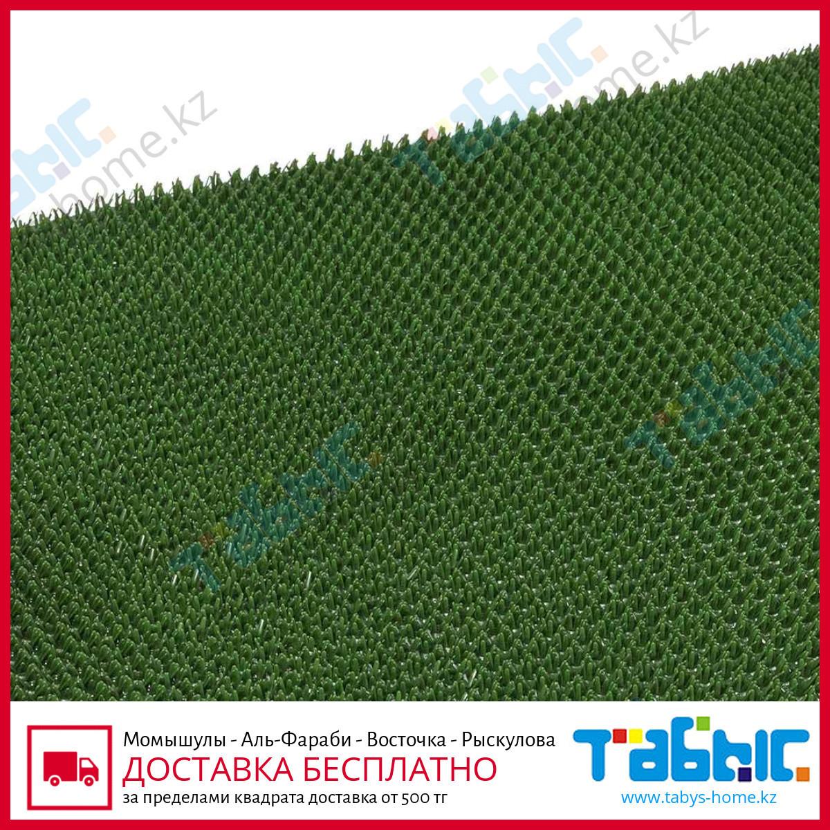 Коврик щетинистый Стандарт 90х1500 см (темно-зеленый цвет)