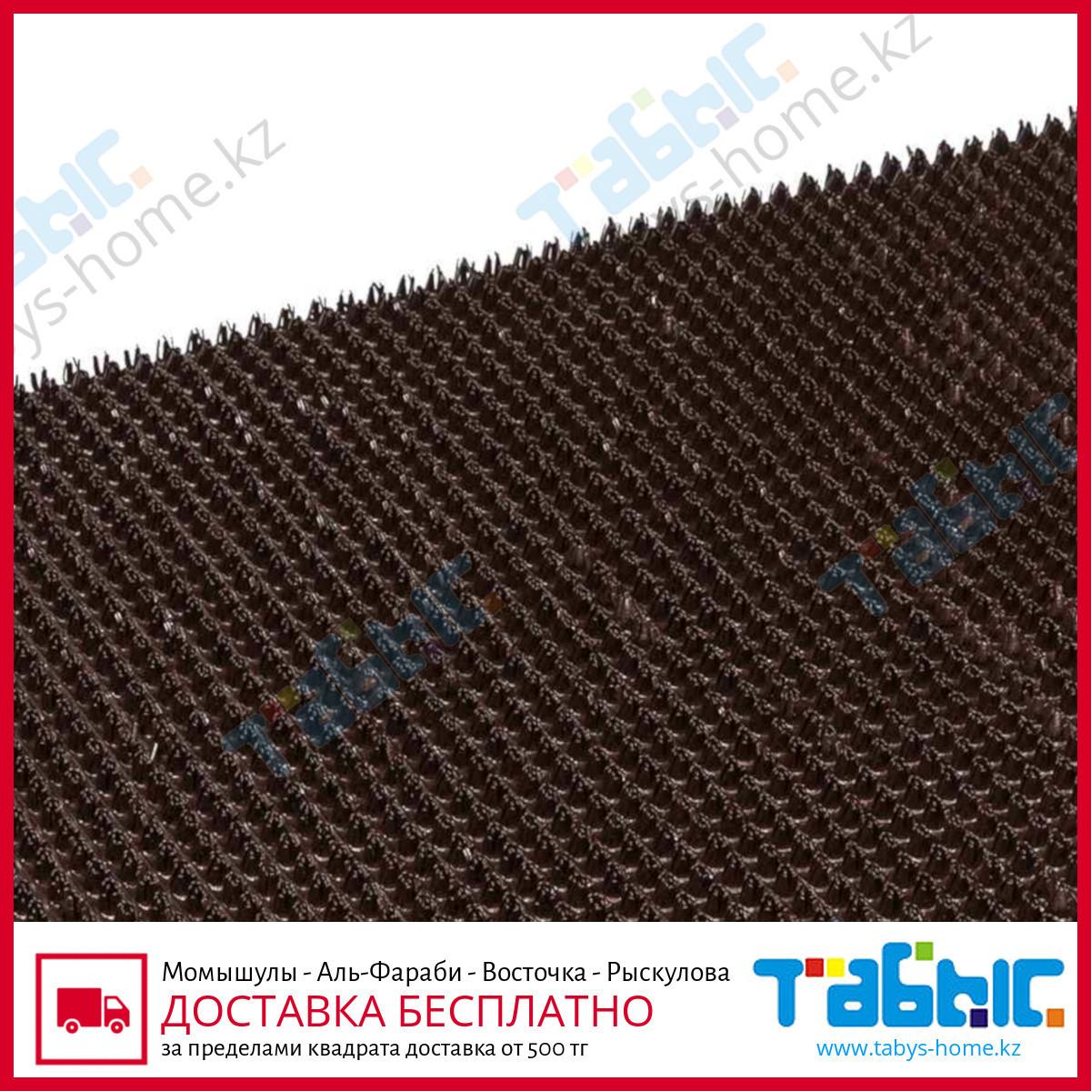 Коврик щетинистый Стандарт 90х1500 см (темно-коричневый цвет)