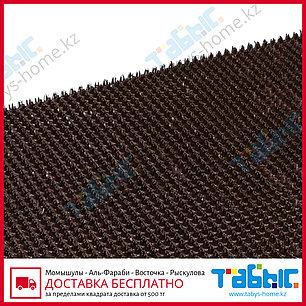 Коврик щетинистый Стандарт 90х1500 см (темно-коричневый цвет), фото 2