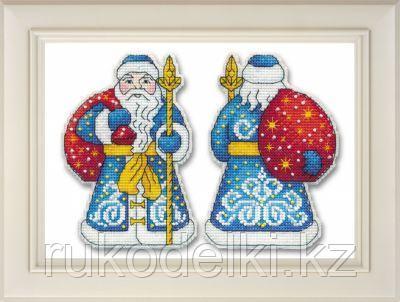 """Набор для вышивания крестом """"Дед Мороз"""""""
