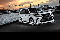 Обвес Double Eight на Lexus LX570 (2015+), фото 1