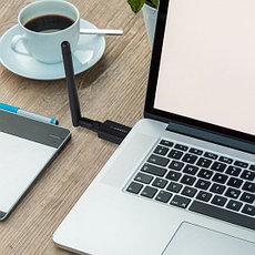 Высокоскоростной USB wifi 600 Мб/с. адаптер EDUP с антенной., фото 2