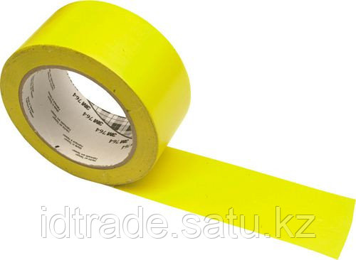 Разметочная лента 3M 764i желтая - фото 1