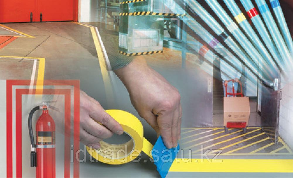 Разметочная лента 3M 764i желтая - фото 3