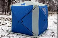 Палатка-куб для зимней рыбалки