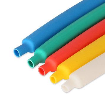 Цветные термоусадочные трубки с коэффициентом усадки 2:1