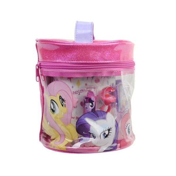 Markwins My Little Pony Игровой набор детской декоративной косметики в косметичке