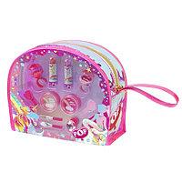 Markwins 3800651 POP Игровой набор детской POP Игровой набор детской декоративной косметики в сумочке