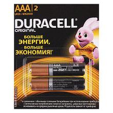 Батарейка DURACELL  AAA  ,LR03