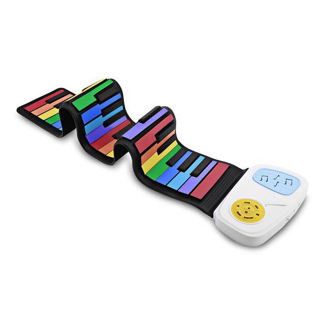 Детское раскладное пианино