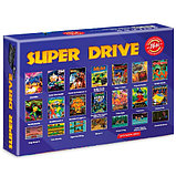 Игровая приставка SEGA Super Drive Aladdin 166игр black, фото 2