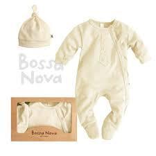 """Подарочный набор для новорожденных. Комплект одежды для малышей """"Зефир"""" молочный"""