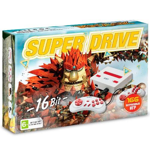 Игровая приставка SEGA Super Drive Knack 166 игр white