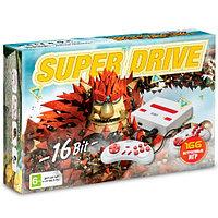 Игровая приставка SEGA Super Drive Knack 166 игр white, фото 1