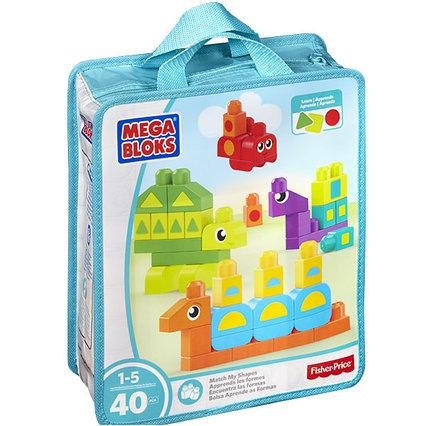 """Конструктор для малышей Mega blocks """"Подбери"""""""