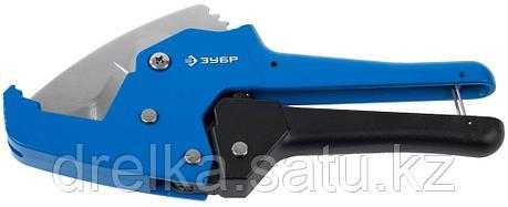 """Ножницы автоматические для пластиковых труб ТА-700 42 мм 1 3/8"""", ЗУБР Профессионал, фото 2"""