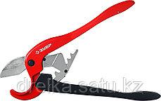 Ножницы двуручные для пластиковых труб, максимальный d=63 мм, ЗУБР Мастер, фото 2