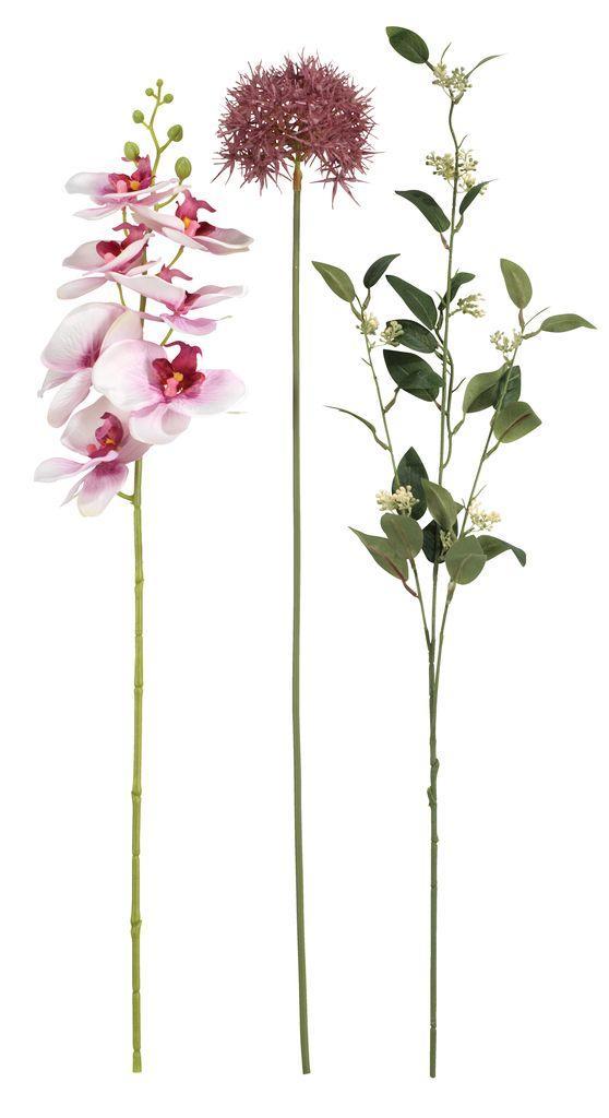 Декор цветок hedvig
